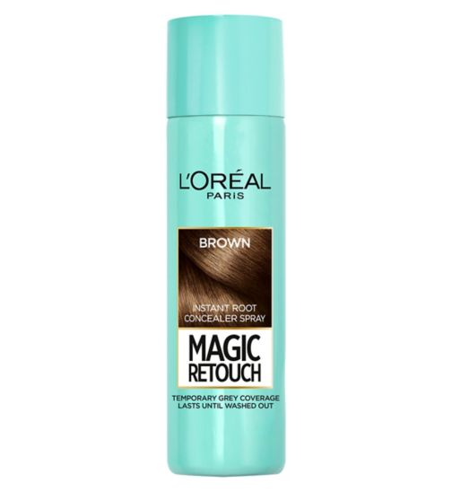 L'Oreal Magic Retouch Brown Root Touch Up 150ml