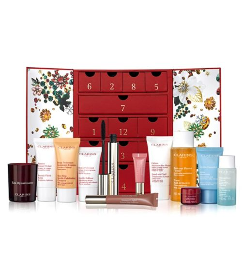 Clarins 12 Day Advent Calendar