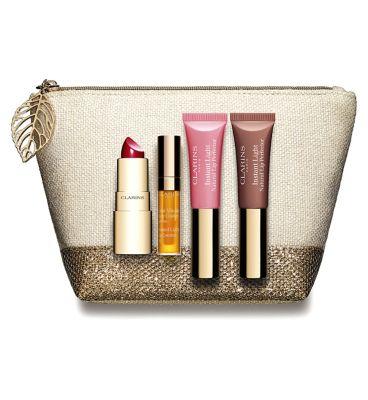 Clarins Precious Lip Collection Set