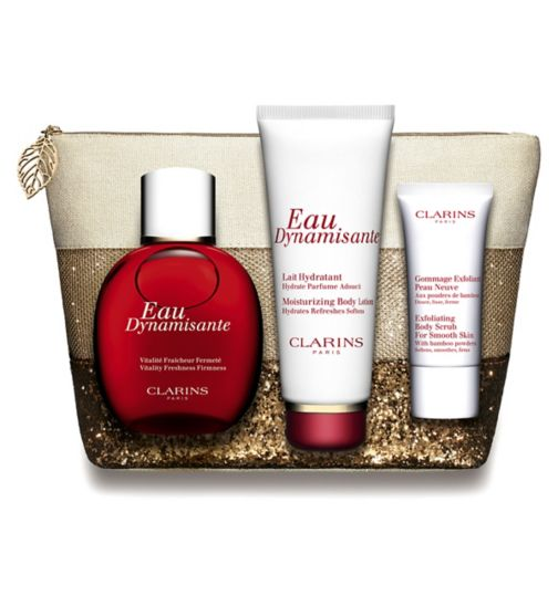 Clarins Christmas Eau Dynamisante Collection