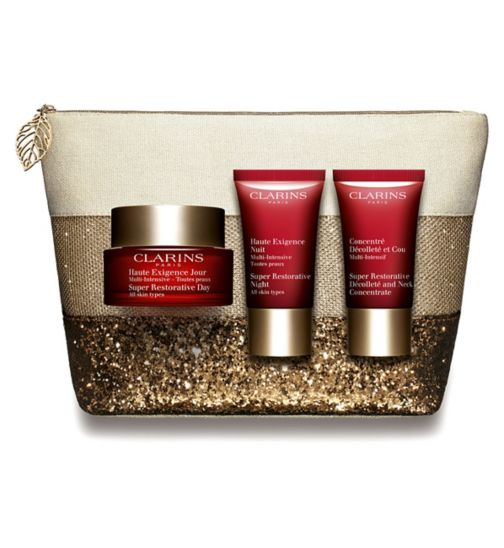 Clarins Super Restorative Collection