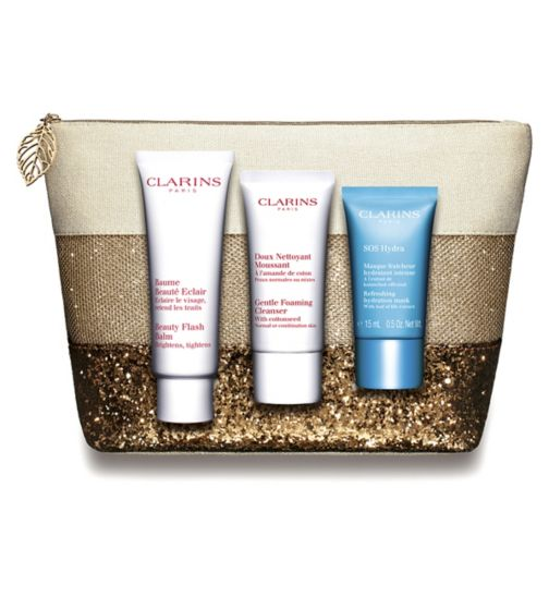 Clarins Beauty SOS Collection