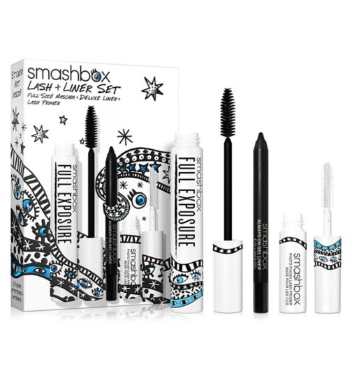Smashbox Drawn In Decked Out Lash and Liner Set