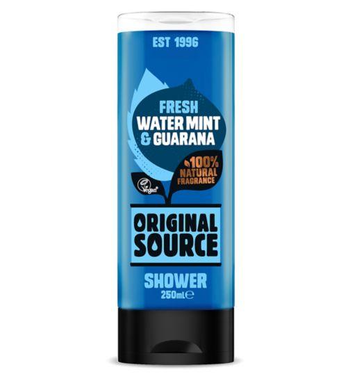 Original Source Watermint and Guarana Shower Gel 250ml