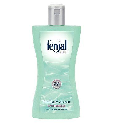 Fenjal Classic Bath Bubbles 200ml