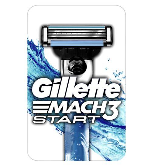 Gillette Mach 3 Start Razor