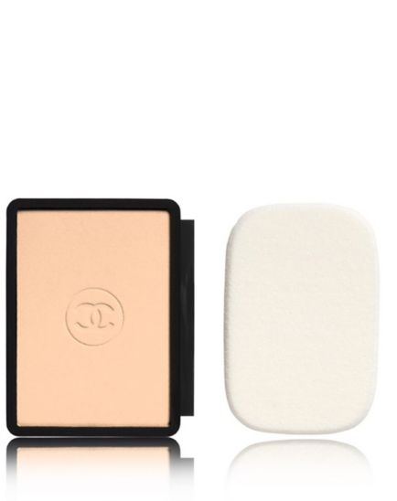 CHANEL  LE TEINT ULTRA TENUE Ultrawear Flawless Compact Foundation SPF 15 Refill