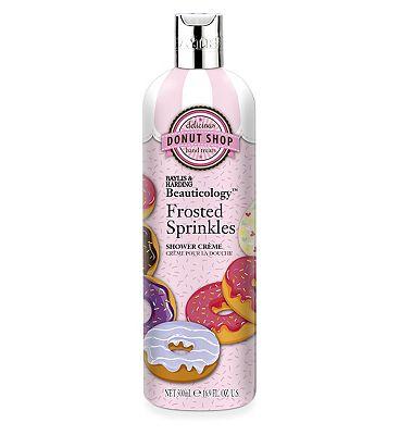 Baylis & Harding Beauticology Frosted Sprinkles Shower Crme 500ml