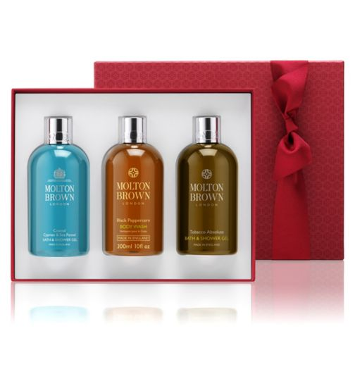 Molton Brown Re-charge Black Pepper Collection Gift Set