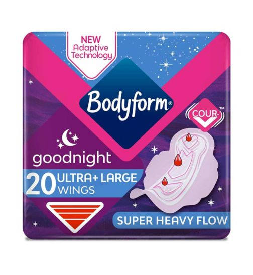 Women's Sanitary Towels From Top Brands - Boots Ireland
