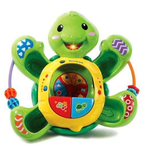 VTECH POP-A-BALL Turtle
