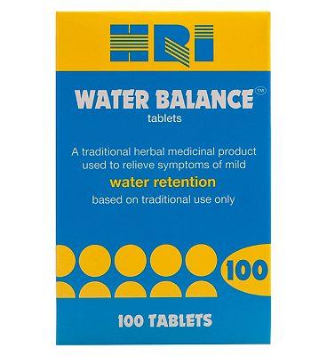 HRI Water Balance 100 tablets