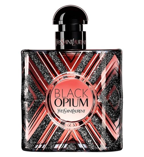 Yves Saint Laurent Black Opium Pure Illusion Limited Edition Eau de Parfum Spray 100ml