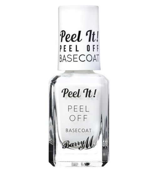 Barry M Peel It! Peel Off Basecoat