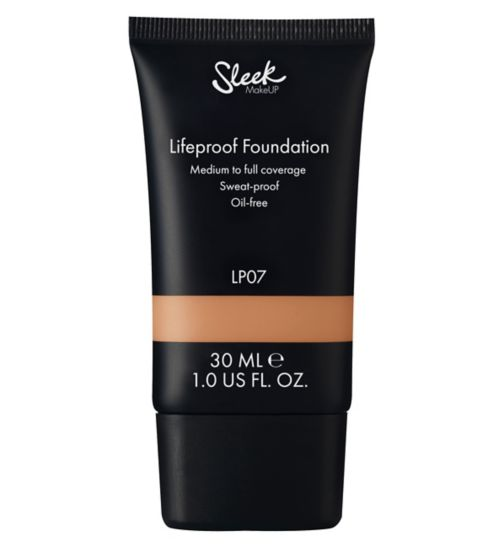 Sleek MakeUP Life Proof foundation