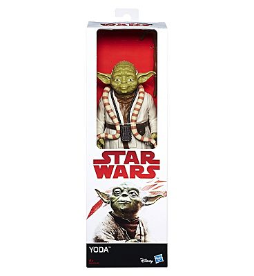Star Wars: The Empire Strikes Back 12-inch-scale Yoda Figure
