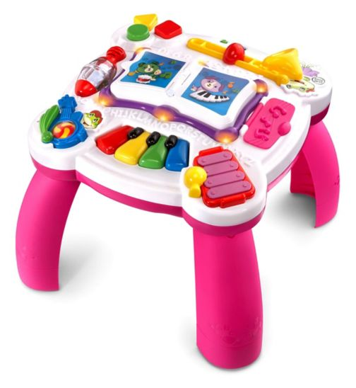 LeapFrog Learn and Groove table Pink