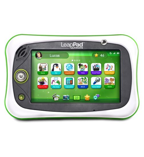 LeapPad Platinum Plus Green