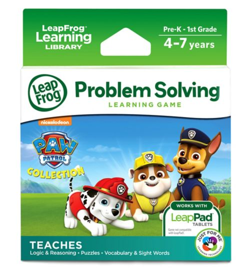 LeapFrog Learning Game: Paw Patrol
