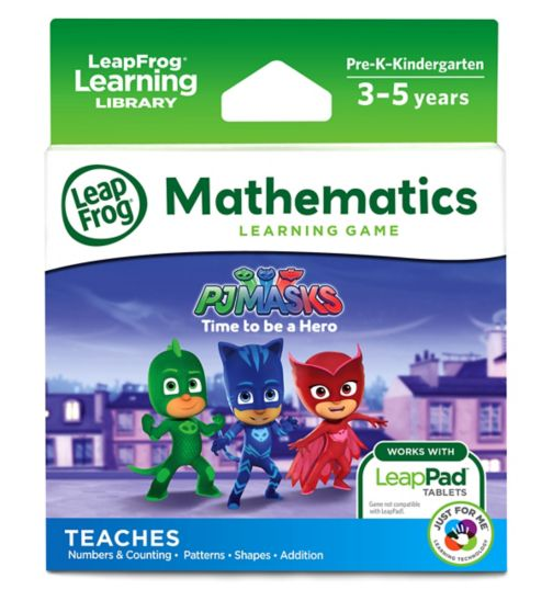 LeapFrog Learning Game: PJ Masks