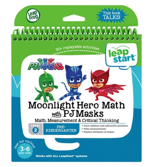 LeapStart Level 2 PJ Masks