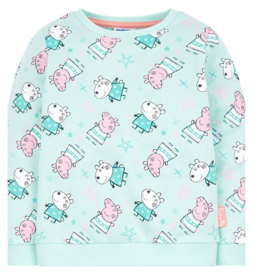 Mini Club Peppa Pig Sweat Top