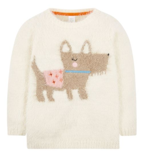 Mini Club dog fluffy jumper