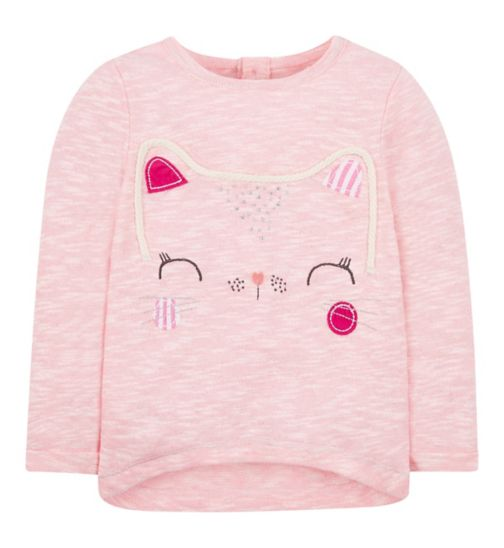Mini Club Cat Sparkle Top