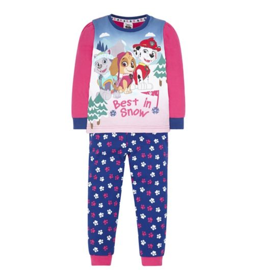 Mini Club Xmas Paw Patrol Pyjama