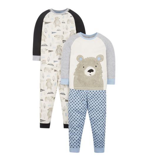 Mini Club Xmas 2 Pack Pyjama