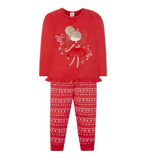 Mini Club Xmas Fairy Pyjama