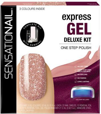 SensatioNail Express Gel Deluxe Starter Kit
