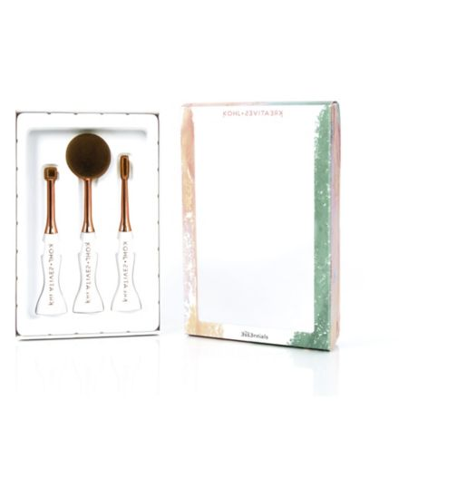 Kohl Kreatives Shapes Collection 3ss3ntials Brush Set