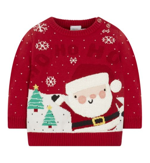 Mini Club xmas jumper