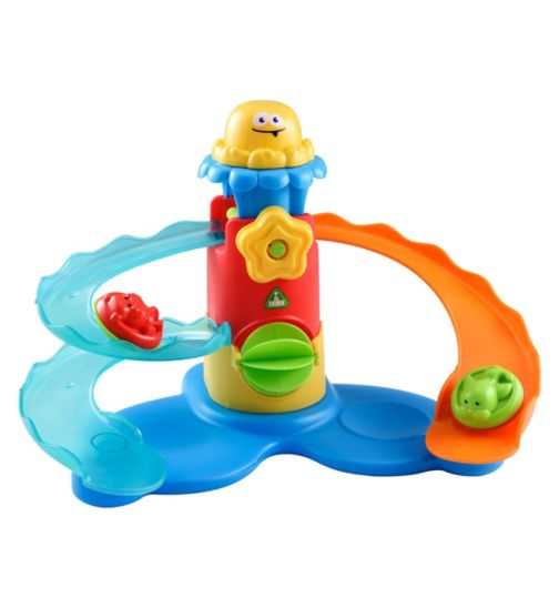 ELC- Water side bath playset