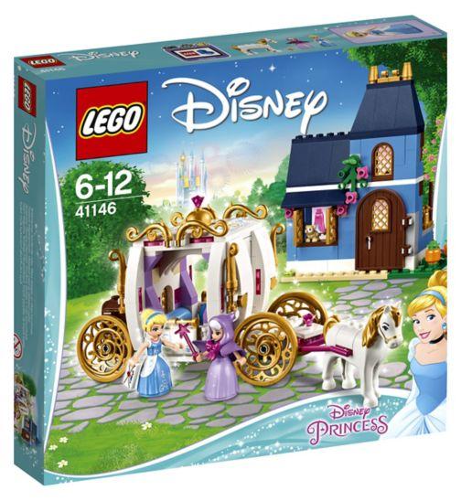 LEGO Disney Princess Cinderella Enchanted Evening 41146