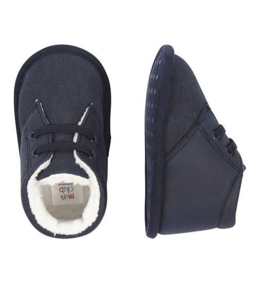 Mini Club Baby Navy Pramshoe