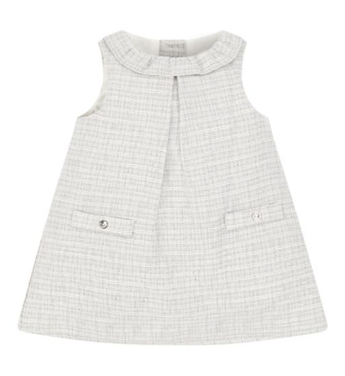 Mini Club All Dressed Up Tweed Dress