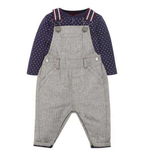 Mini Club All Dressed Up Dungaree Set
