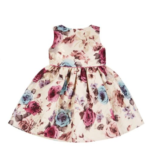 Mini Club All Dressed Up Floral Dress