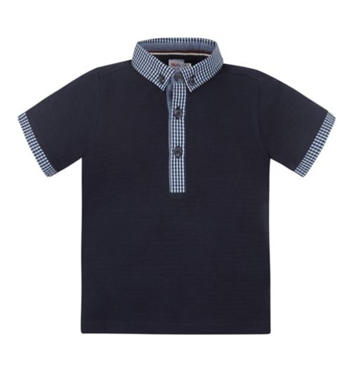 Mini Club All Dressed Up Short Sleeve Polo