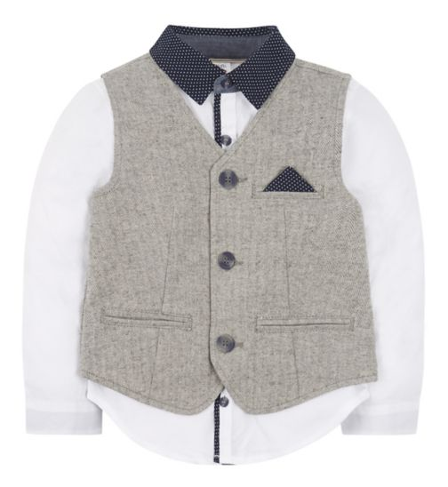 Mini Club All Dressed Up Waistcoat Set