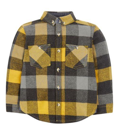 Mini Club yellow shirt