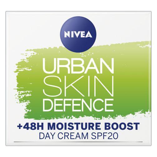 Nivea Essentials urban skin day 50ml
