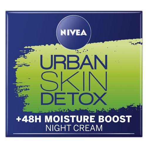 Nivea Essentials urban skin night 50ml