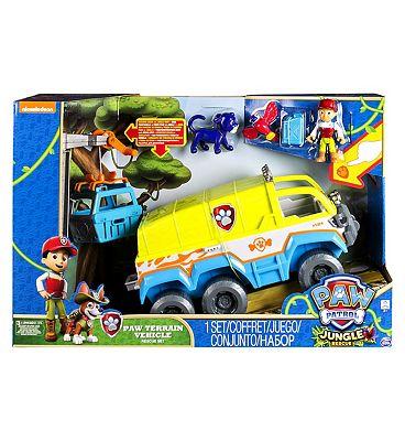 PAW Patrol Terrain Vehicle Rescue Set