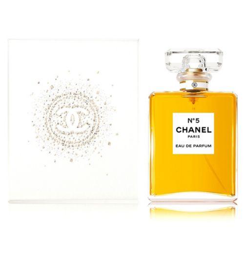 CHANEL N°5 Eau de Parfum Spray 100ml - Gift Wrapped