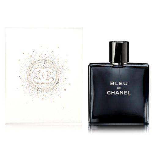 CHANEL BLEU DE CHANEL Eau De Toilette Spray 100ml - Gift Wrapped