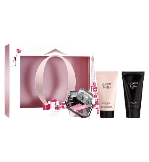 Lancome Tresor La Nuit Eau de Parfum 30ml gift set
