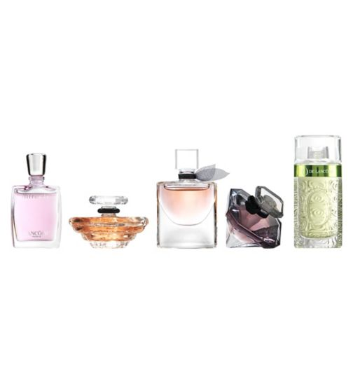 Lancome Fragrance Miniatures gift set